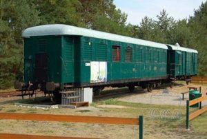 Muzeum ve vagonu